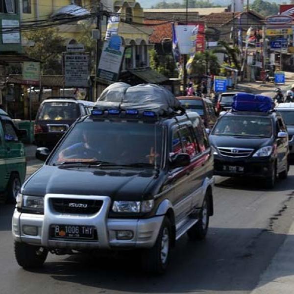 Lebaran Di Kampung, Ini Cara Aman Mudik Dengan Mobil