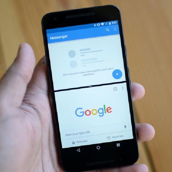 Aktifkan Mode Split Screen Di Android Nougat, Ini Caranya
