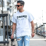 Tampil Trendi Dengan Ripped Jeans, Ini Cara Bikinnya