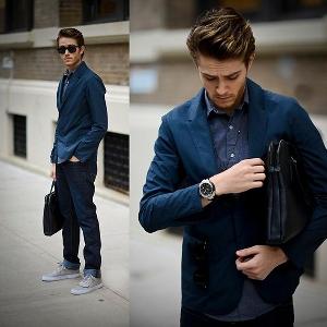 Stylish di Kampus dengan 5 Outfit