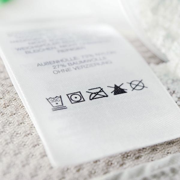 Kenali Simbol pada Label Pakaian Anda