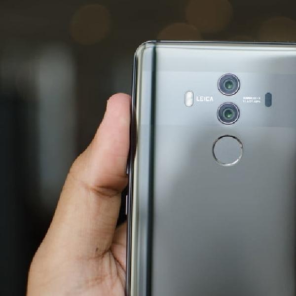 Cara menggunakan mode desktop pada Huawei Mate 10 Pro