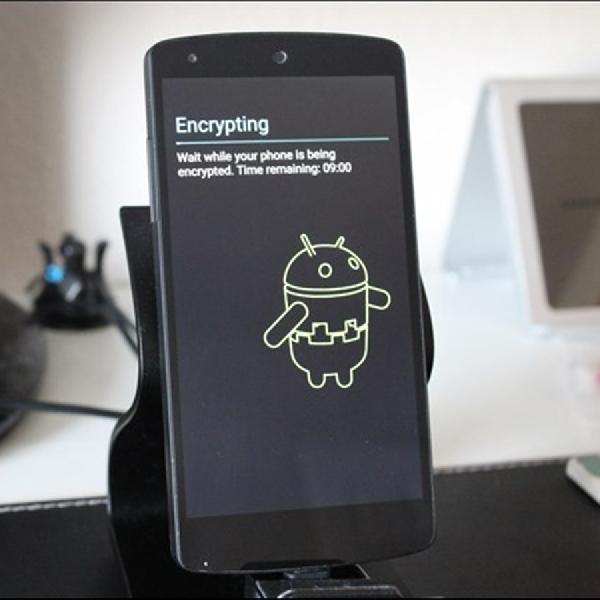 Amankan Smartphone Android dengan Fitur Enkripsi