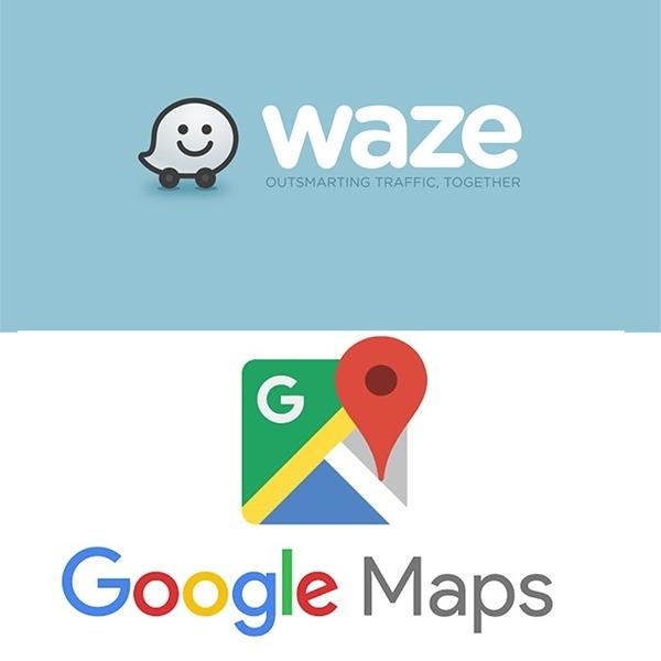 Hindari Jalur Ganjil-Genap Dengan Waze dan Google Maps