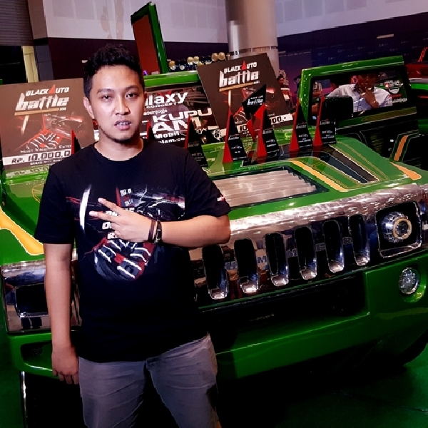Humther Raih The Champ Final BlackAuto Battle Surabaya 2016