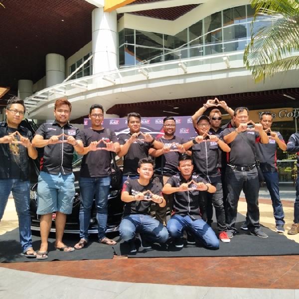 Boyong 22 Mobil, BCC Solo Semarakkan BlackAuto Battle 2017