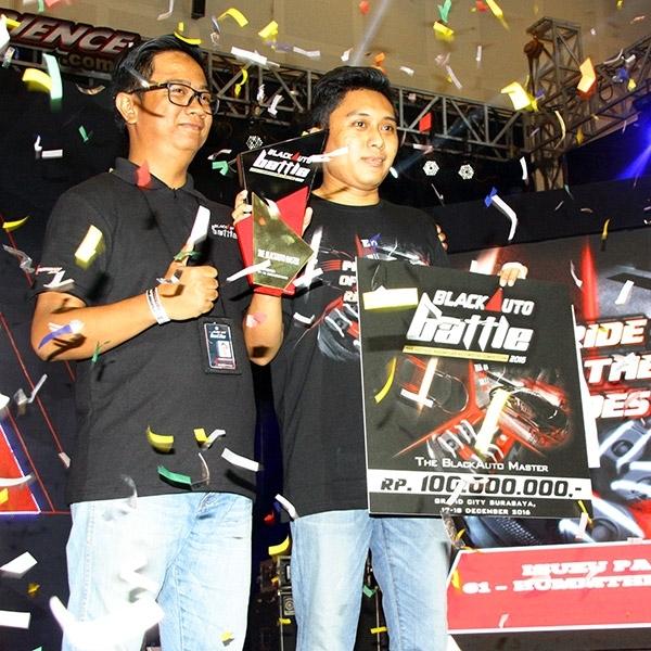 Daftar Pemenang BlackAuto Battle Surabaya 2016