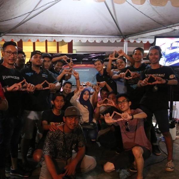 Komunitas Connection Meriahkan BlackAuto Battle Balikpapan 2016