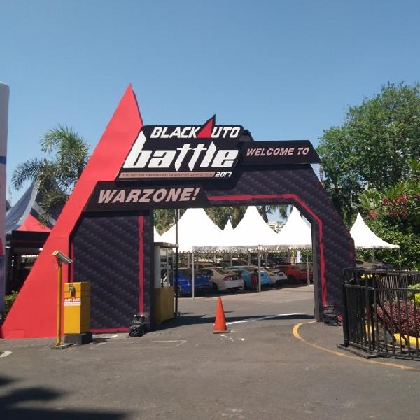 BlackAuto Battle 2017 Kembali Sapa Pecinta Modifikasi di Kota Surabaya