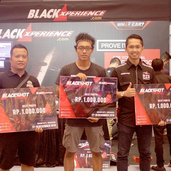 Final BlackAuto Battle 2016: Empat Pemenang Berhasil Raih Jutaan Rupiah di BlackShot Challenge