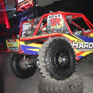 Jip Adventure  Off Road, Real Modified