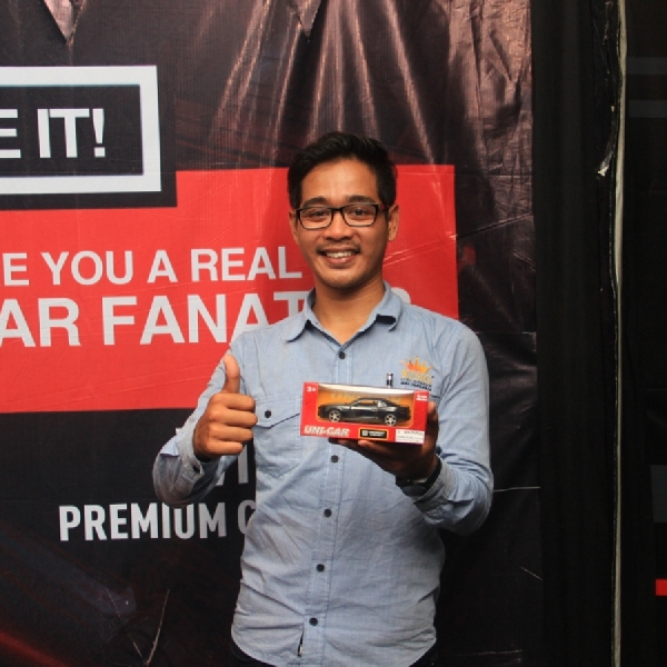 Inilah Pemenang Game What Car Di BlackAuto Battle Balikpapan 2016