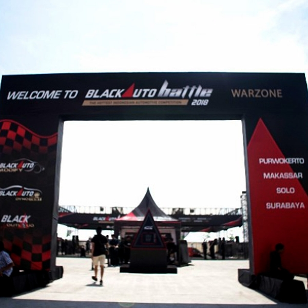 Daftar Pemenang BlackAuto Battle  Makassar 2018