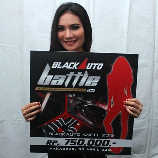 Novi Sabet Black Auto Angel di Makassar