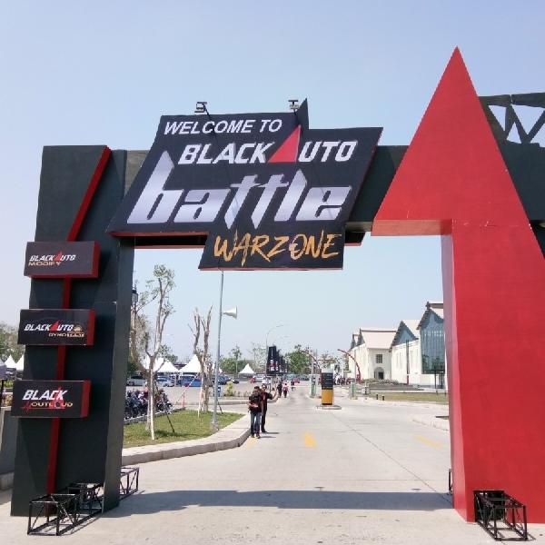 Usai Sudah BlackAuto Battle 2018 Solo. Siap-siap, Surabaya Akan Menyambut!