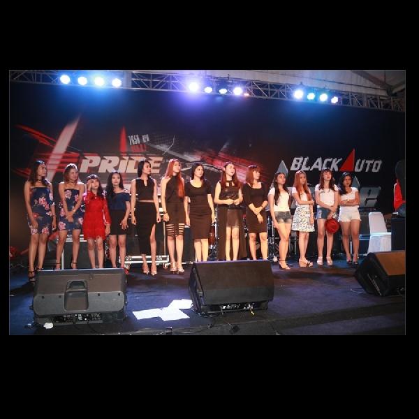 Miss BAB Panaskan BlackAuto Battle Balikpapan 2016