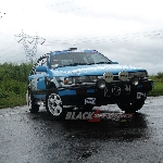 Modifikasi Mazda Familia 1989: Style Rally Never Die