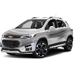 New Chevrolet Trax Makin Keren Dengan Ubahan Minim [Part I Body Kit]