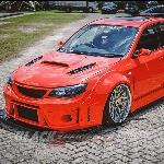 Modifikasi Subaru Impreza: Berawal Untuk Sekedar Pamer