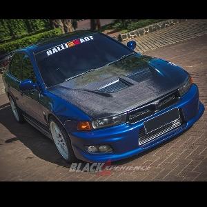 Modifikasi Mitsubishi Galant ST, Terinspirasi Fast and Furious