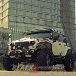 Modifikasi Jeep Wrangler: Raptor Armour