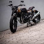 Modifikasi Suzuki Inazuma - Project Scrambler