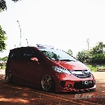 Modifikasi Honda Freed Elegant: Bosan Main JDM
