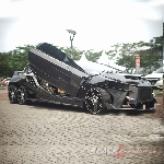 Modifikasi Chevrolet Spark - The Kalajengking 6x6 AWD