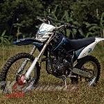 Modifikasi Yamaha  Scorpio Trail Custom nan Kekar