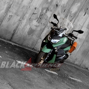 Modifikasi Yamaha Nmax, Back to 40's