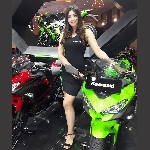 Kawasaki Pamerkan Seluruh Line Up di IMOS 2018