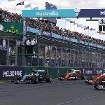 F1: Hamilton Tercepat - Ini Hasil FP1 GP Australia