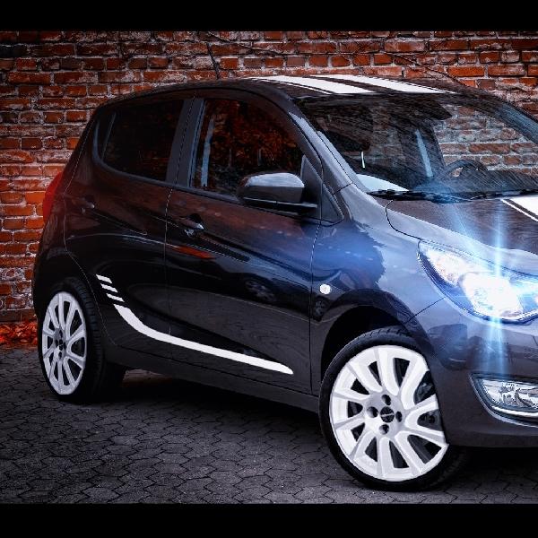 Opel Karl Edisi Balap
