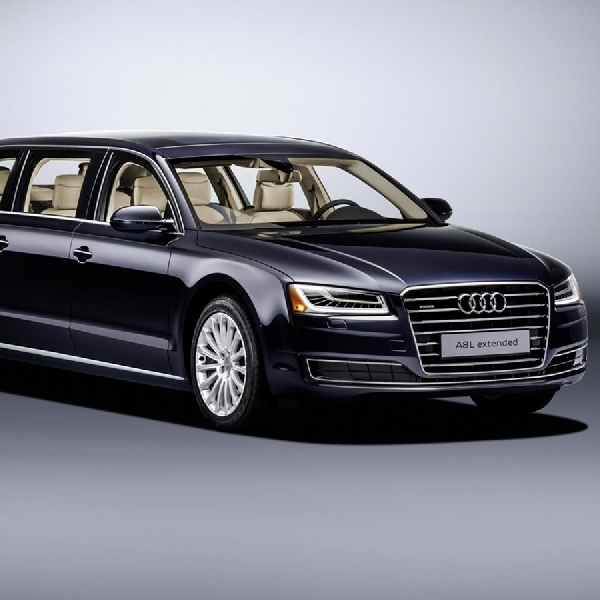 Audi Siapkan Saingan Maybach
