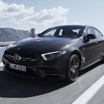Mercedes-Benz Indonesia Luncurkan The New CLS Generasi Ketiga