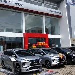 Mitsubishi Buka Diler Pertama di Lubuk Linggau