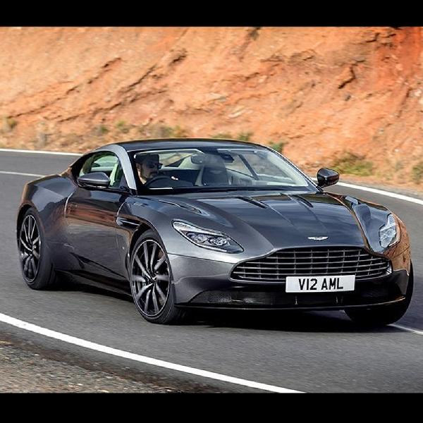 Aston Martin Umumkan Recall untuk DB11