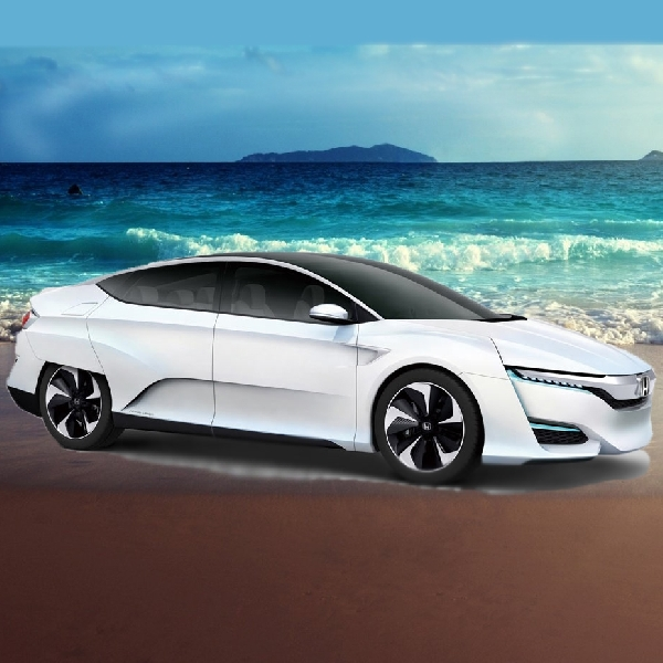 Honda Targetkan 1 Juta Unit Mobil Ramah Lingkungan Pada 2030