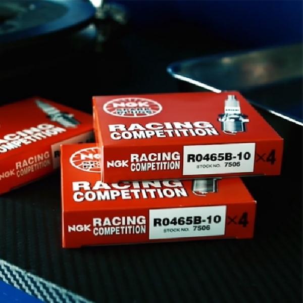 Inilah Spesifikasi Busi Racing NGK untuk Balap