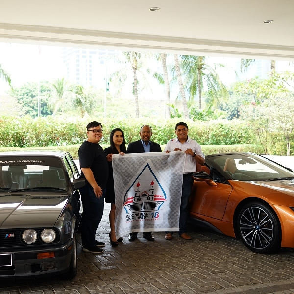 BMW Indonesia Dukung Indonesian Bimmerfest 2018