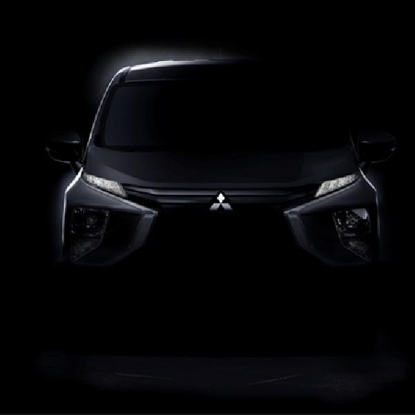 Mitsubishi Siap Rilis MPV Terbarunya