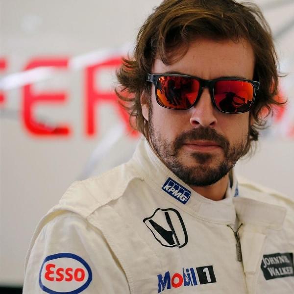 F1: Alonso Perpanjang Masa Baktinya Hingga 2018 Bersama Mclaren