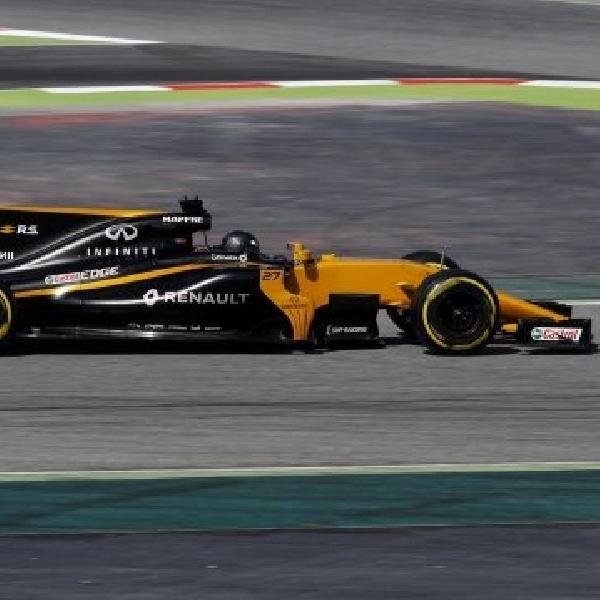 F1: Renault Akan Uji Beberapa Upgrade Terbaru di Sirkuit Baku
