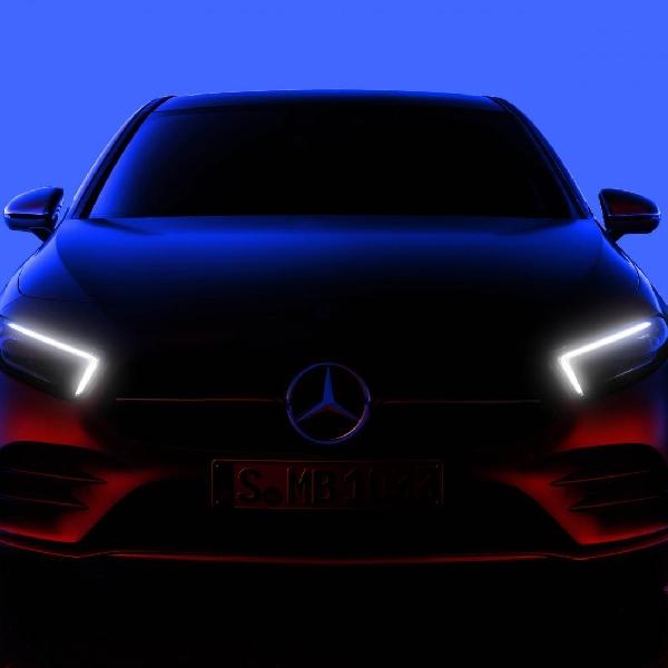 Mercedes Tampilkan Lagi Foto A-Class Terbaru