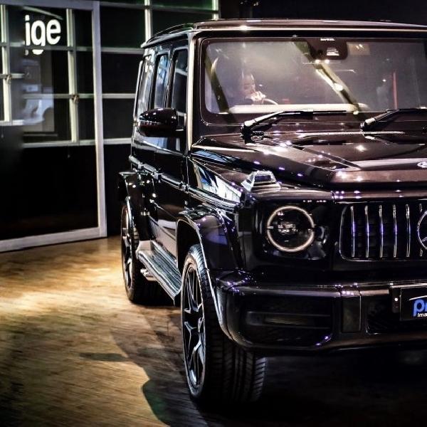 Indonesia Kebagian Dua Unit Mercedes-AMG G63 Edition 1
