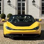 Ferrari Sergio Yellow Edition Dilelang, Mau?