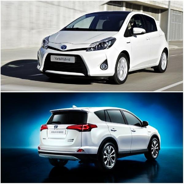 Toyota Yaris Ditarik dari Peredaran Karena Masalah Pada Suspensi