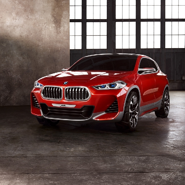 Ini Dia Wujud BMW X2 Concept