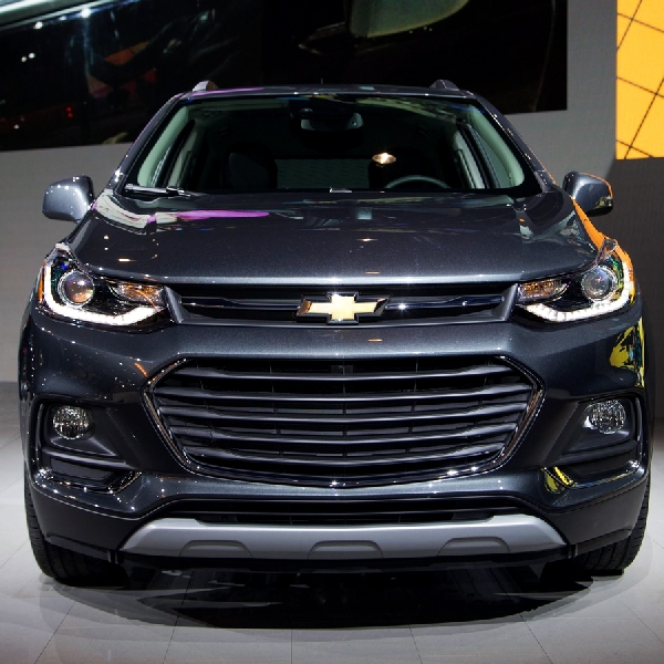All New Chevrolet Trax Tampil Lebih Sporty
