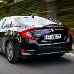 New Honda Civic Saloon Hadir di Inggris